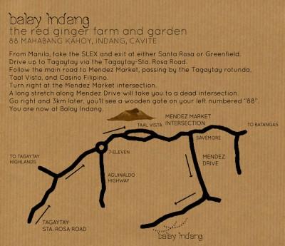 Inlay map.